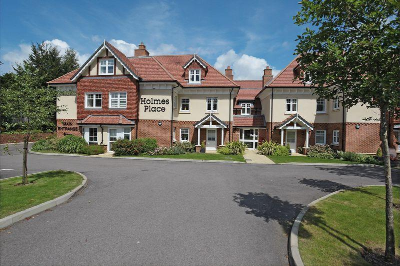 1 Bedroom Retirement Property for sale in Crowborough Hill, Crowborough