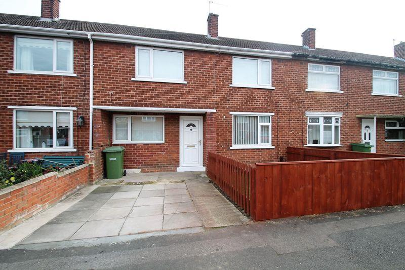 3 Bedrooms Terraced House for sale in Delaval Road, Billingham