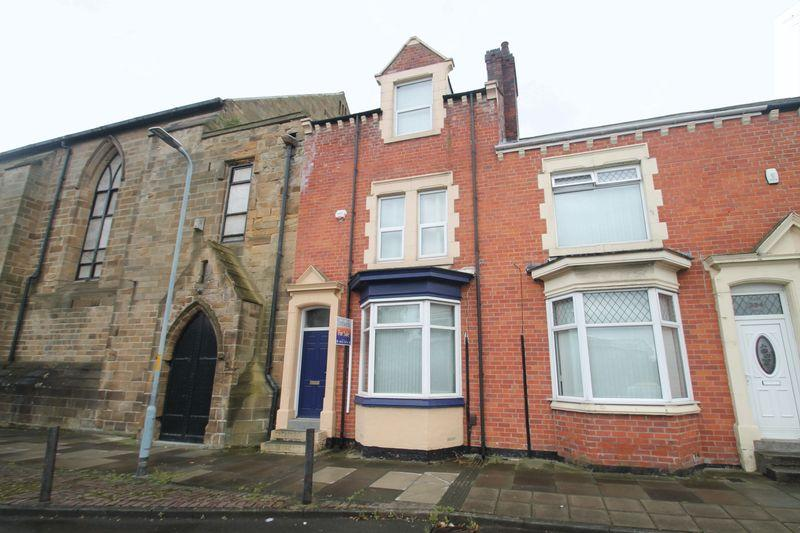 4 Bedrooms Terraced House for sale in Newport Road, Middlesbrough