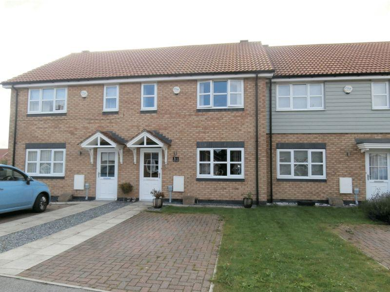 3 Bedrooms Terraced House for sale in Astley Close, Hedon