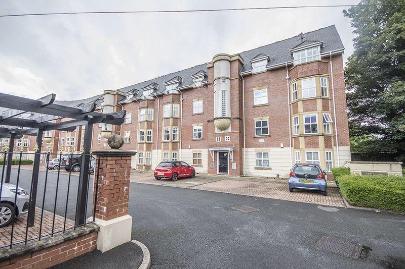 2 Bedrooms Apartment Flat for sale in Regency Court, Jesmond