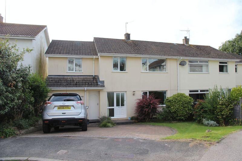 4 Bedrooms Semi Detached House for sale in Lanherne Avenue, St Mawgan
