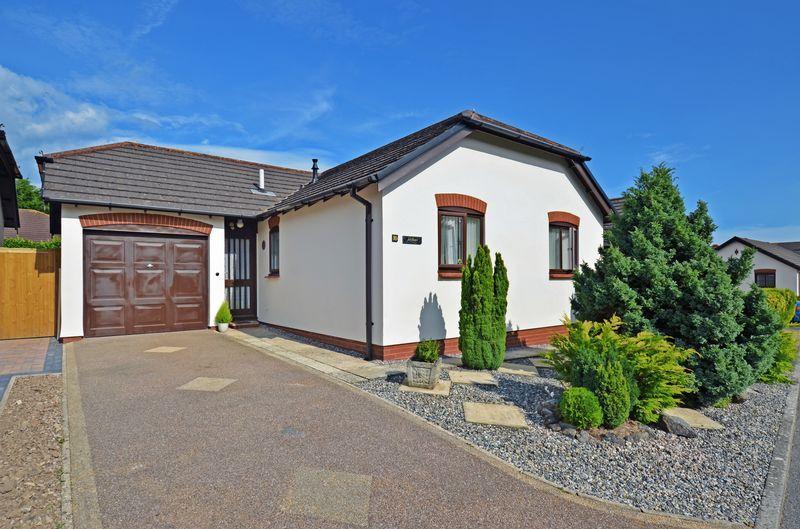 2 Bedrooms Detached Bungalow for sale in Berry Meadow, Kingsteignton