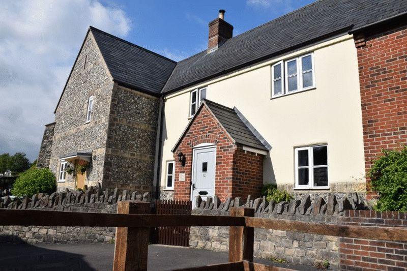 3 Bedrooms Terraced House for sale in Manor Farm Close, Maiden Newton