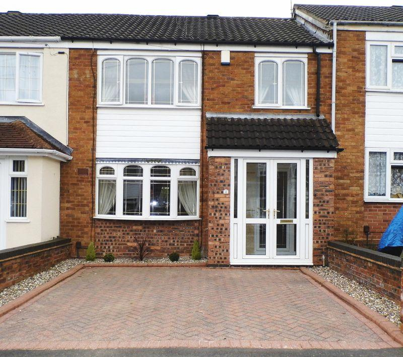 3 Bedrooms Terraced House for sale in Walter Street, Pelsall, Walsall