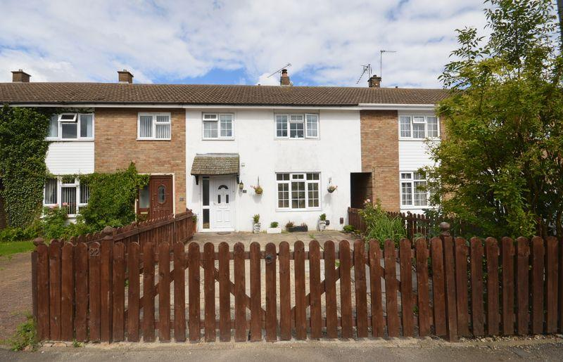 3 Bedrooms Terraced House for sale in Hillborough Crescent, Houghton Regis