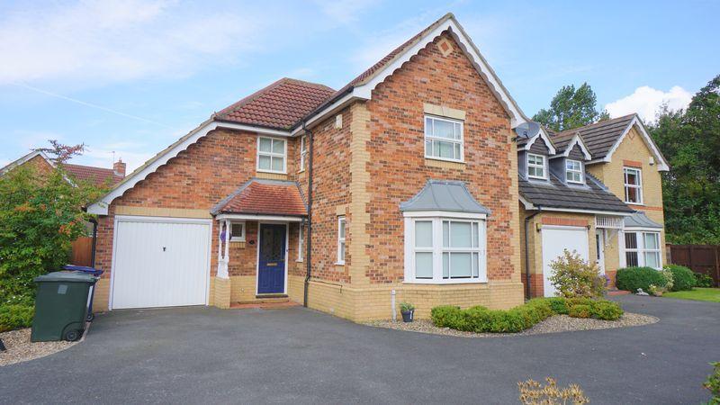 4 Bedrooms Detached House for rent in ROUNDSTONE CLOSE, Haydon Grange