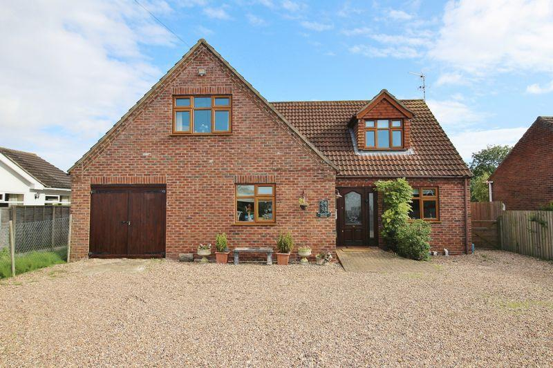 4 Bedrooms Detached House for sale in Toynton St Peter, Near Spilsby