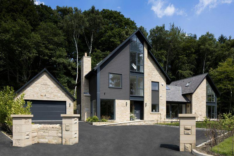 5 Bedrooms Detached House for sale in East Glade, Marchburn Lane, Riding Mill