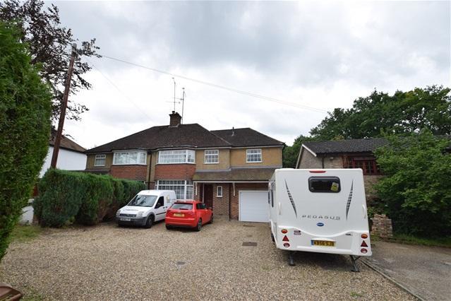 4 Bedrooms Semi Detached House for sale in Hyde Lane, Nash Mills, Hemel Hempstead