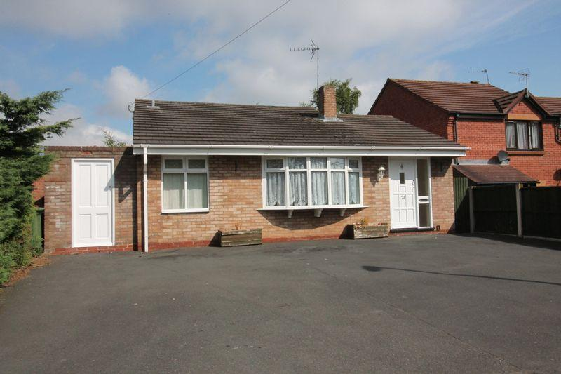 3 Bedrooms Detached Bungalow for sale in Oldcroft, Oakengates, Telford