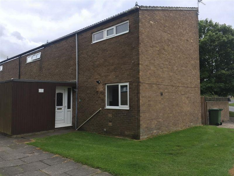 3 Bedrooms End Of Terrace House for sale in Lytham Close, Cramlington