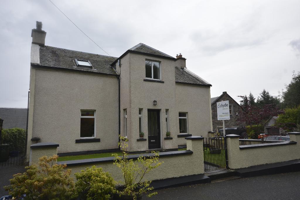 4 Bedrooms Detached House for sale in Upper Hillfoot Road, Dollar, Stirling, FK14 7PL