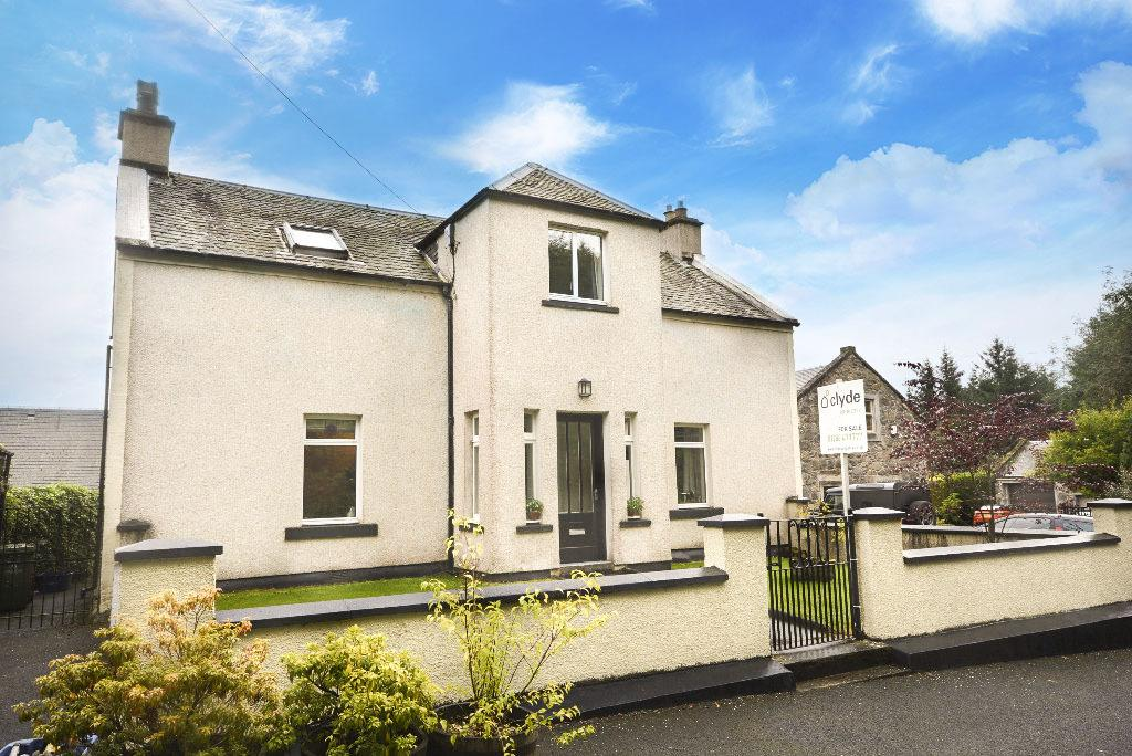 4 Bedrooms Detached House for sale in Upper Hillfoot Road, Dollar, Stirling, FK14 7PL
