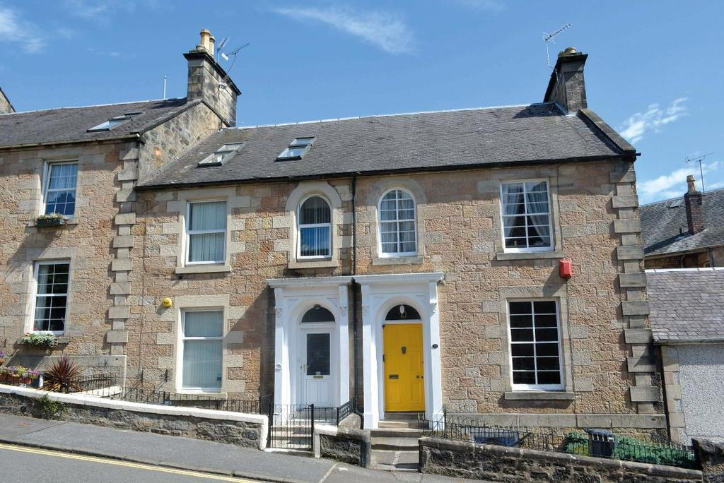 2 Bedrooms Ground Flat for sale in Princes Street, Stirling, Stirling, FK8 1HQ