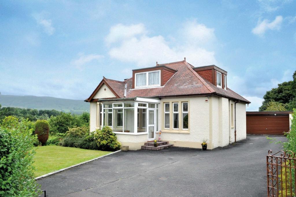 3 Bedrooms Detached House for sale in Norwood Avenue , Kirkintilloch , East Dunbartonshire , G66 1AZ