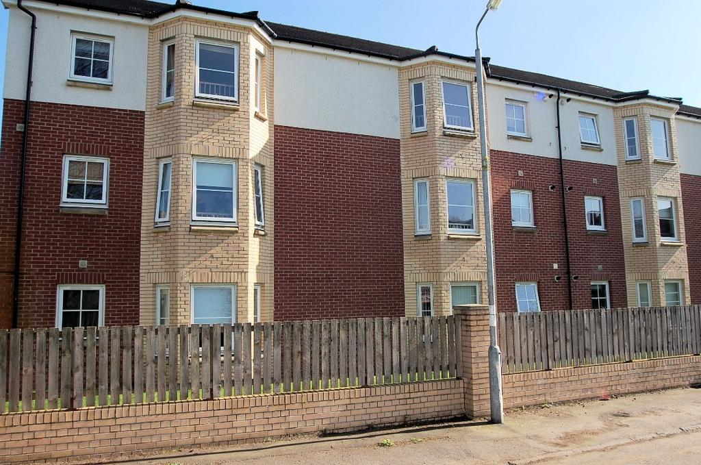 2 Bedrooms Flat for sale in Anwoth Street, Flat 2/2, Tollcross, Glasgow, G32 7RW