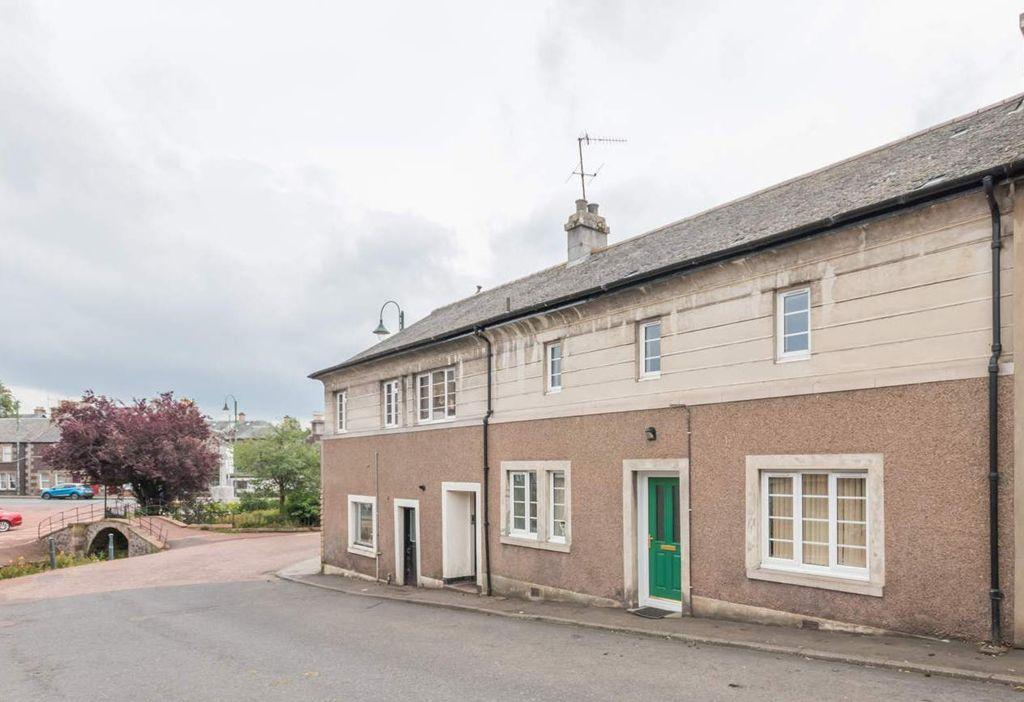 3 Bedrooms Terraced House for sale in 3 The Wynd, Biggar, ML12 6BU