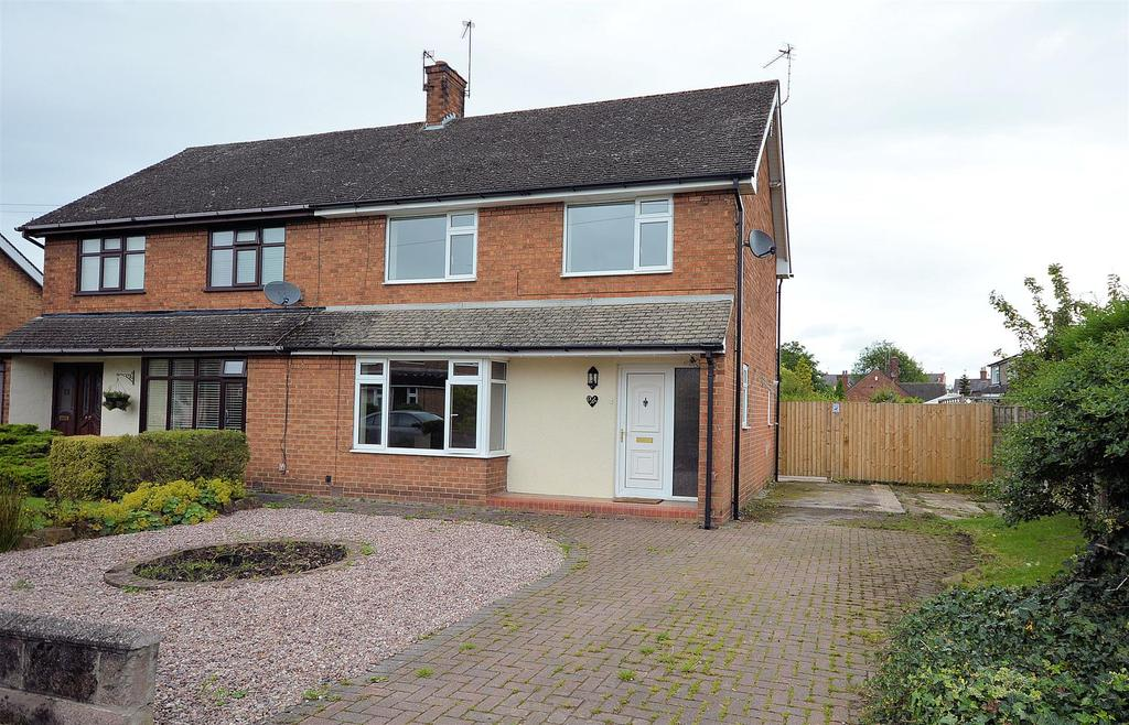 3 Bedrooms Semi Detached House for sale in Southlands Road, Mossley, Congleton