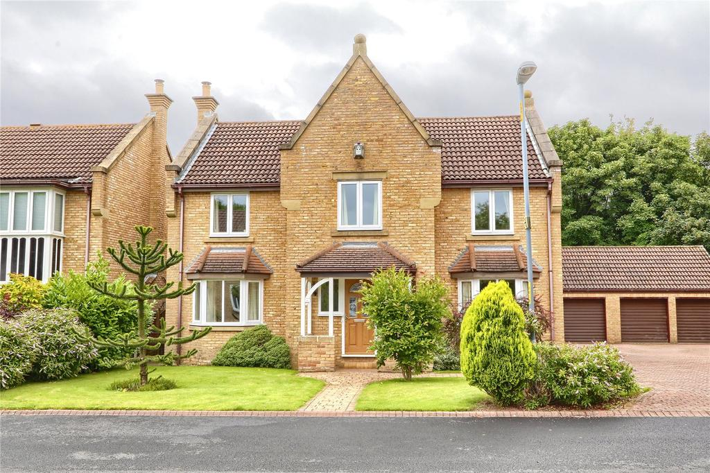 5 Bedrooms Detached House for sale in Rosemoor Close, Marton