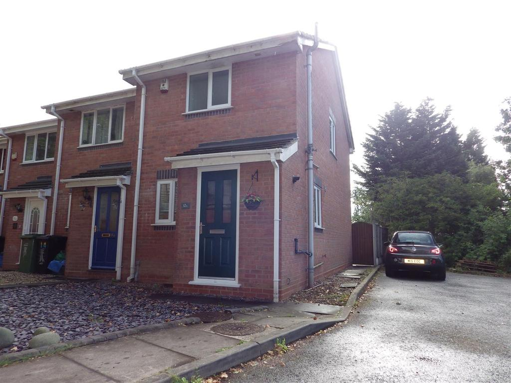 2 Bedrooms End Of Terrace House for sale in Wynall Lane, Stourbridge