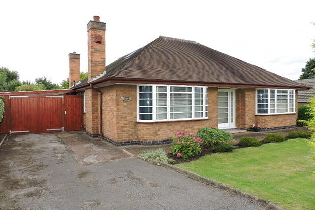 4 Bedrooms Bungalow for sale in Ashley Road, Keyworth, Nottingham, NG12