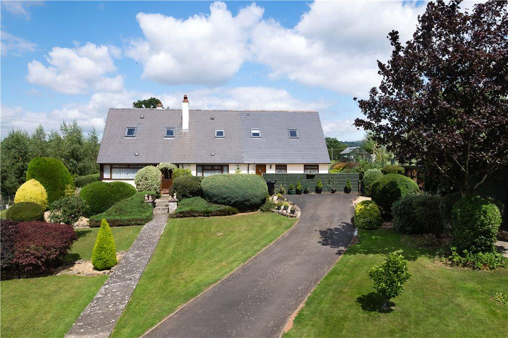 3 Bedrooms Detached Bungalow for sale in Caynham, Ludlow, Shropshire, SY8
