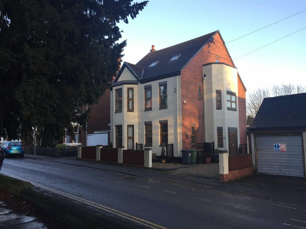 6 Bedrooms Detached House for sale in King Edward Road, Town Centre, Nuneaton, Warwickshire, CV11