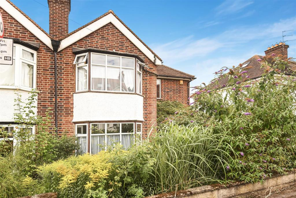 3 Bedrooms Semi Detached House for sale in Highfield Avenue, Headington, Oxford