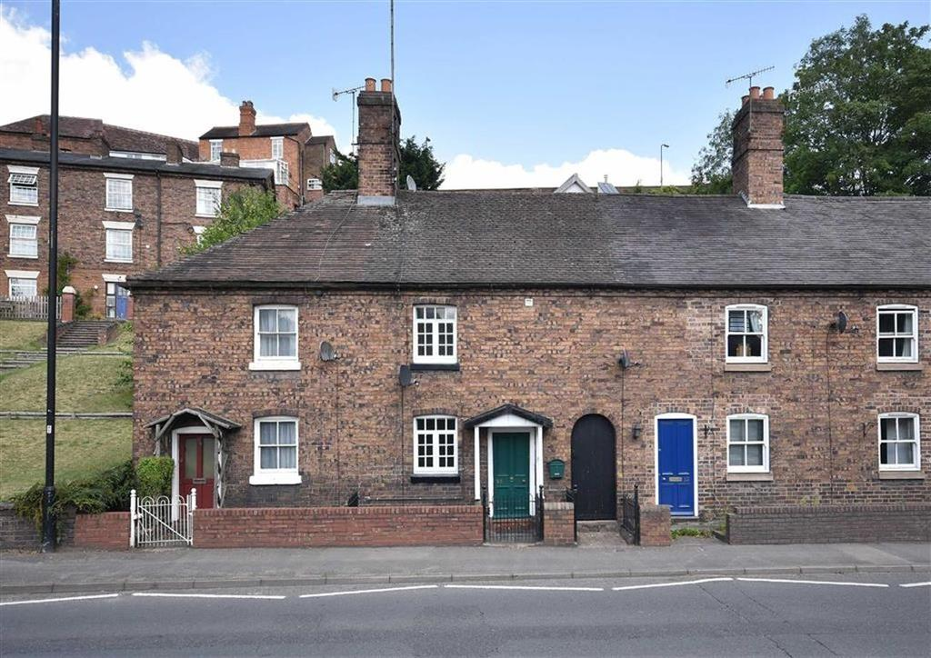 3 Bedrooms Terraced House for sale in 23, Hollybush Road, High Town, Bridgnorth, Shropshire, WV16