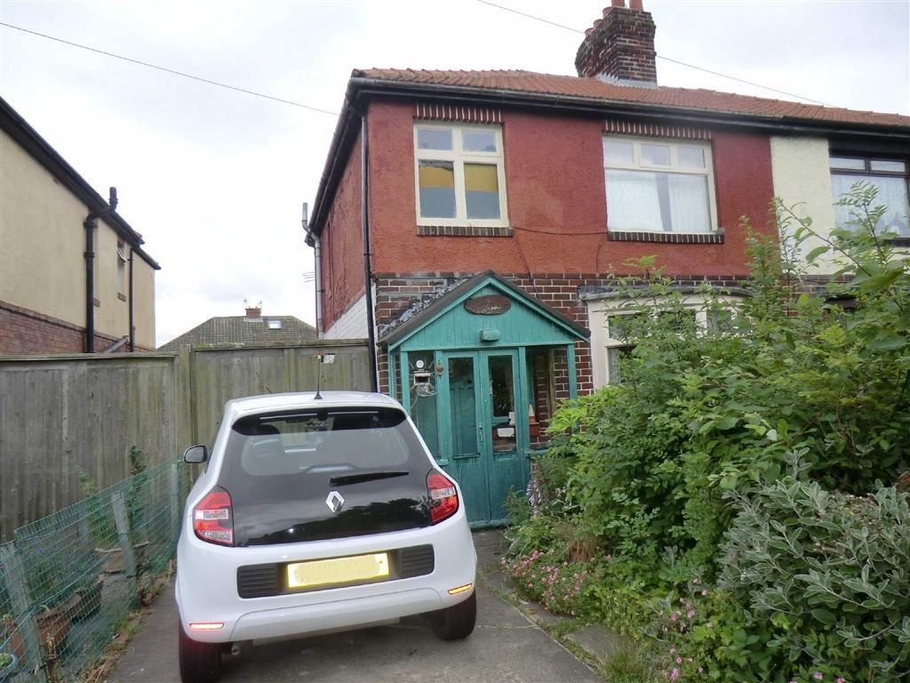 3 Bedrooms Semi Detached House for sale in 124, Dean Road, Ferryhill