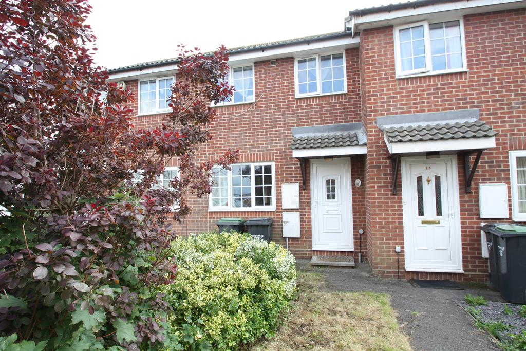 2 Bedrooms Terraced House for sale in Sunbeam Way, Gosport PO12