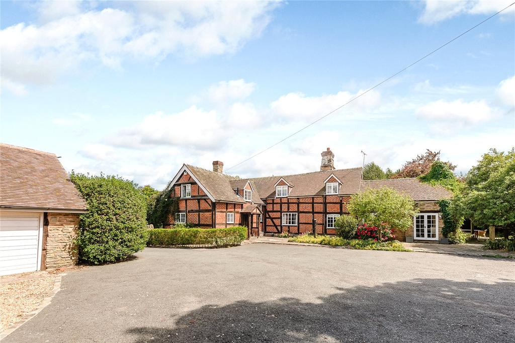 4 Bedrooms Detached House for sale in Kingsland, Leominster, Herefordshire