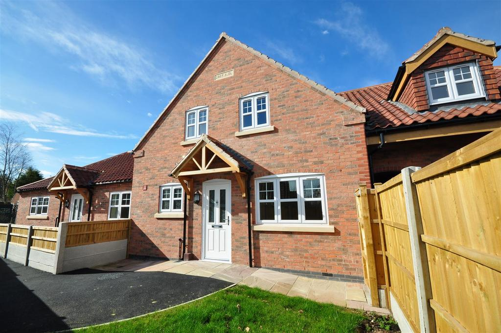 3 Bedrooms Town House for sale in Easthorpe, Southwell