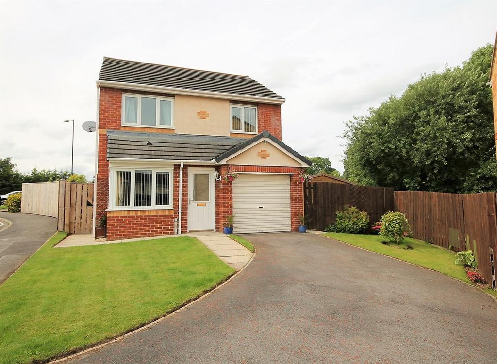3 Bedrooms Detached House for sale in Van Mildert Way, Stockton-On-Tees
