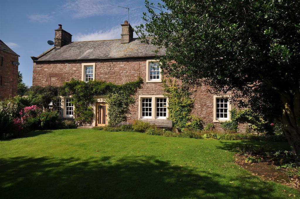 4 Bedrooms Country House Character Property for sale in High Hesket, Cumbria
