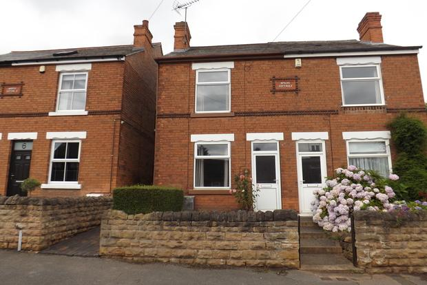 3 Bedrooms Semi Detached House for sale in First Avenue, Gedling, Nottingham, NG4