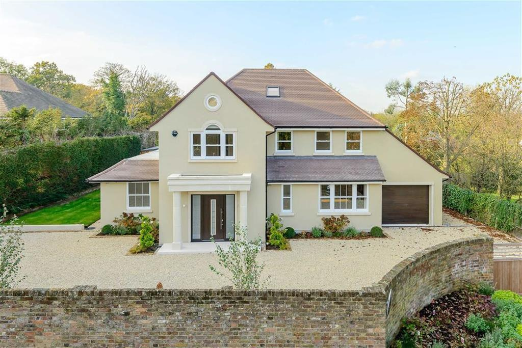 5 Bedrooms Detached House for sale in Barnet Lane, Totteridge, London