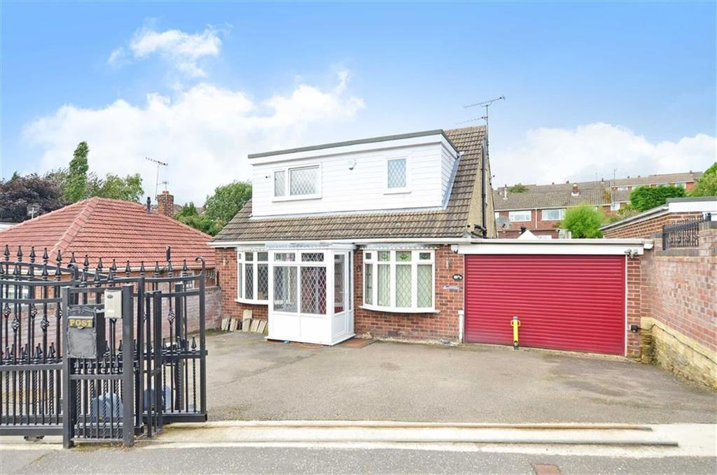 4 Bedrooms Detached Bungalow for sale in 119, Oakhill Road, Dronfield, Derbyshire, S18