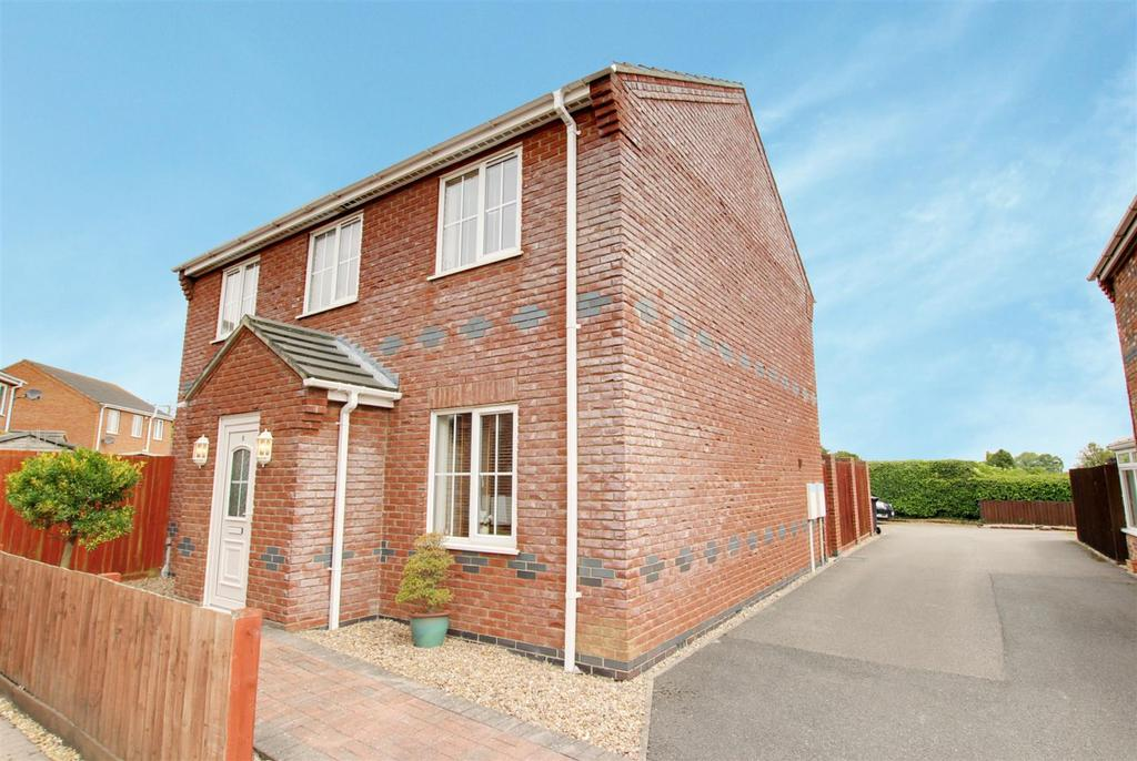 4 Bedrooms Detached House for sale in 6 Gibson Way, Alford