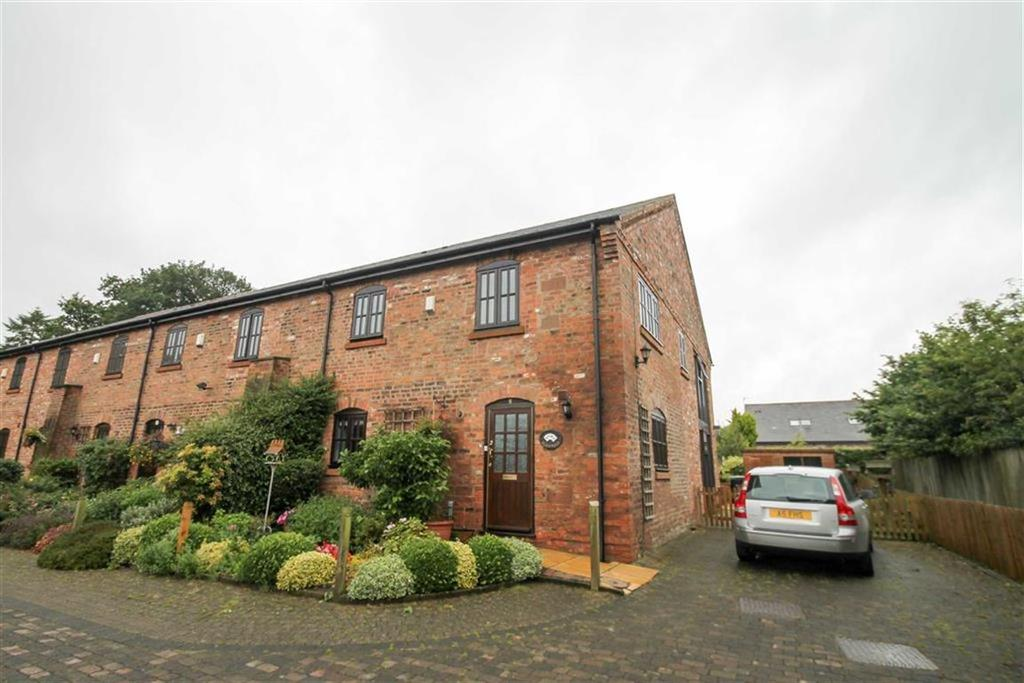 4 Bedrooms Barn Conversion Character Property for sale in Crabtree Green Court, Stoneyford Lane