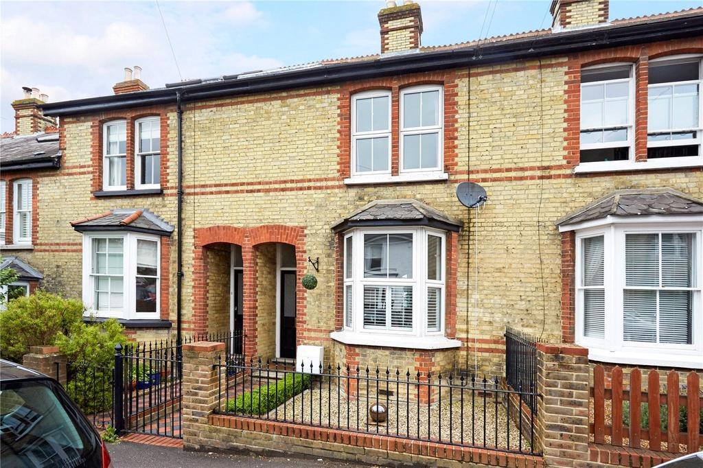 3 Bedrooms Terraced House for sale in Yorke Road, Reigate, Surrey, RH2