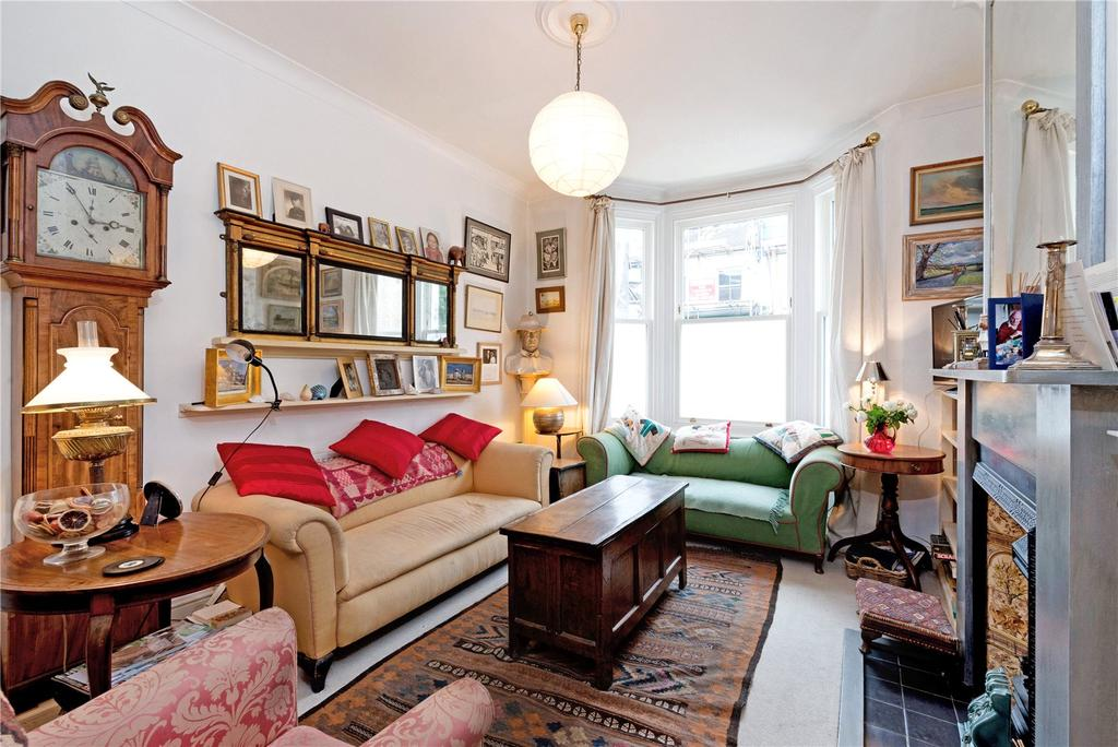 5 Bedrooms Terraced House for sale in Candahar Road, London, SW11