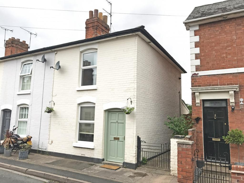 2 Bedrooms Semi Detached House for sale in Guildford Street, Whitecross, Hereford, HR4