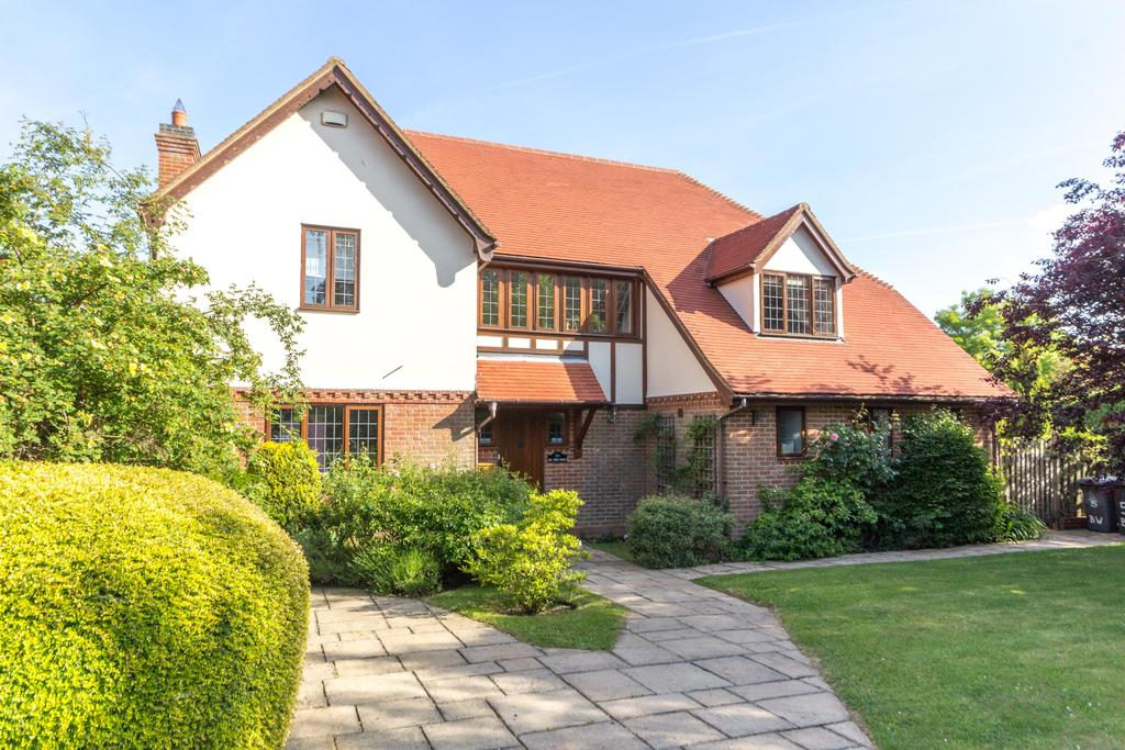 5 Bedrooms Detached House for sale in Becketts Wood, Grove Ferry Hill, Upstreet, Canterbury CT3