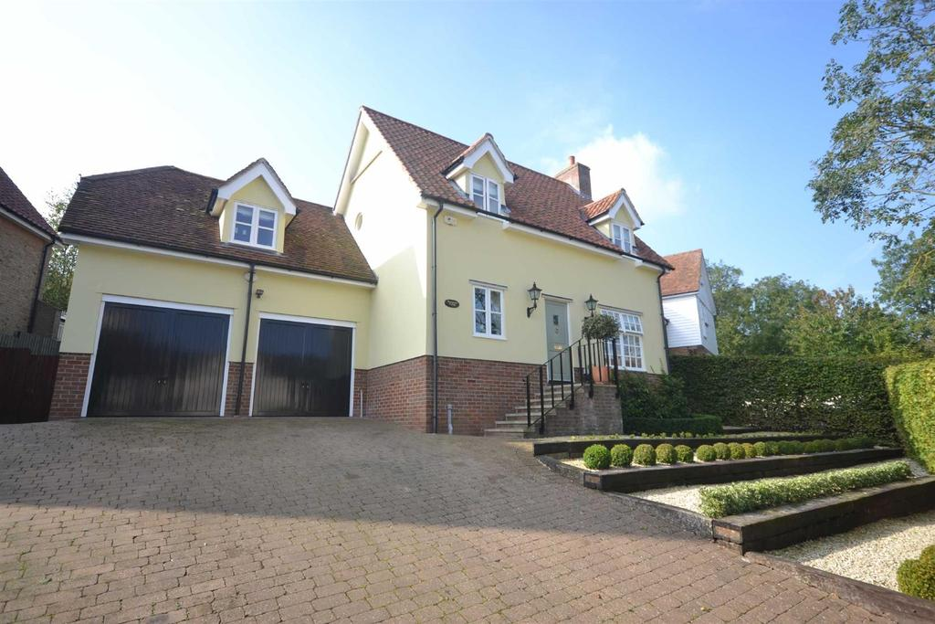 4 Bedrooms Detached House for sale in Chandlers Quay, Maldon
