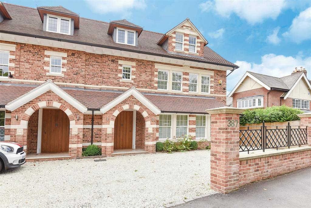 5 Bedrooms Semi Detached House for sale in Woodstock Road, North Oxford