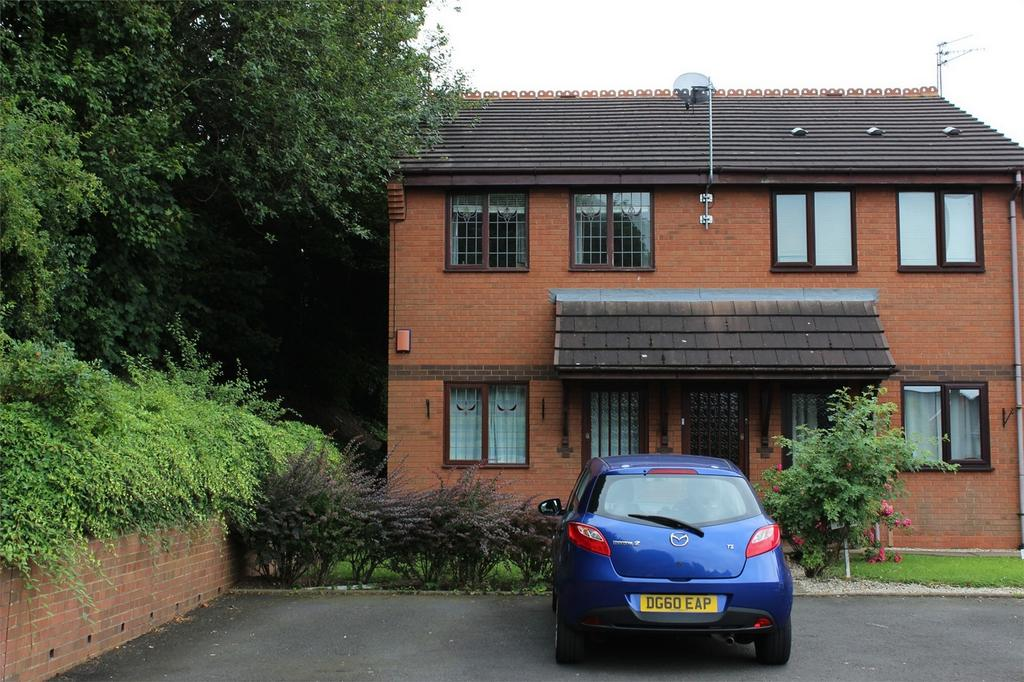 1 Bedroom Flat for sale in Great Western Drive, CRADLEY HEATH, West Midlands