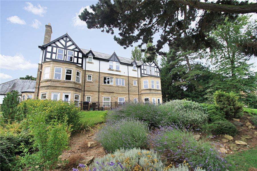2 Bedrooms Apartment Flat for sale in PARK AVENUE, ROUNDHAY, LEEDS, LS8 2WF