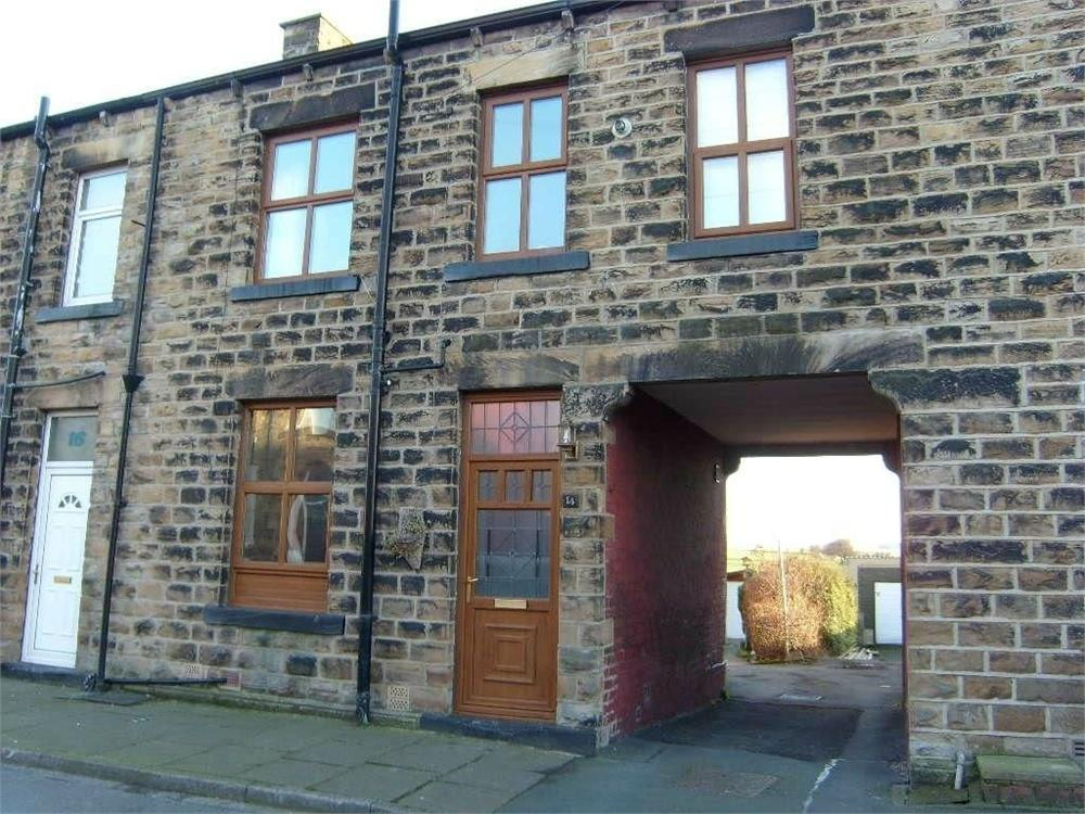 3 Bedrooms Terraced House for sale in Craven Lane, Gomersal, West Yorkshire